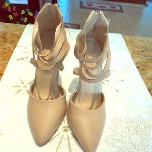 stiletto heels from Nordstrom